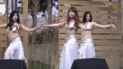 Chinese Belly Dance Performance