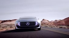 Mercedes F-015 Self Driving Car