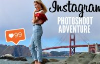 San Francisco Instagram Photoshoot