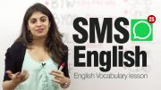 SMS English Lesson – Modern English Abbreviations And Shortened Text Messages