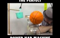 The Perfect Power Nap Machine