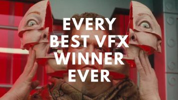 Best Visual Effects Winner Ever