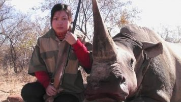 Hunting Endangered Species In Africa