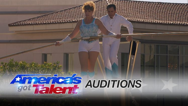 Tightrope Act – America's Got Talent 2016