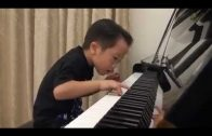 5 Years Old Tsung Tsung Amazing Piano Prodigy