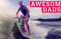 Awesome Dads & Kids Edition