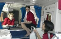 Boeing Dreamliner: Secret Rest Cabin For Pilots And Flight Attendants
