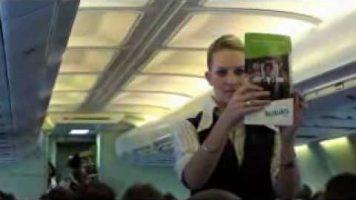 Funny Kulula Airline Safety Instruction