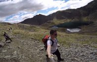 GoPro: Hiking Up Snowdon, North Wales, UK
