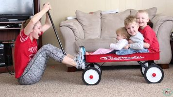 How To Work Out Being A Mom