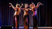 Roksana, Milana & Lidia – Temple Tribal Fusion Trio