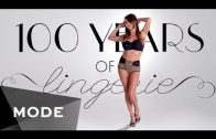 100 Years Of Fashion: Lingerie