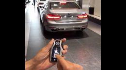 BMW Remote Start Technology