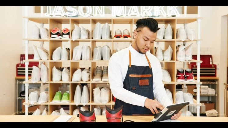 Dry Cleaning Service For Shoes