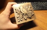 Jewelry Box – Carving On Wood