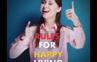 Life Rules For A Happy Living