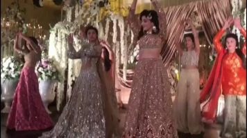Urwa Hocane Wedding And Mehndi Dances Compilation