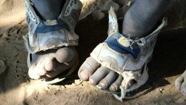 A Shoe That Grows