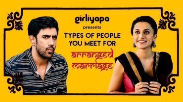 Types Of People You Meet For Arranged Marriages In India