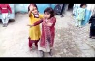 Cute Pakistani Kids Dancing On A Cultural Song