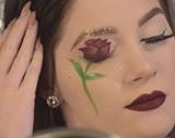 Enchanted Rose Beauty And The Beast Makeup
