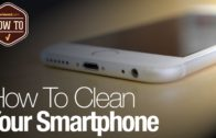 How to Clean Your Smartphone Properly