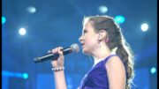 12-Year-Old Girl Performs With Opera Star