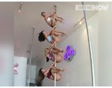 Amazingly Synchronised Pole Dancing