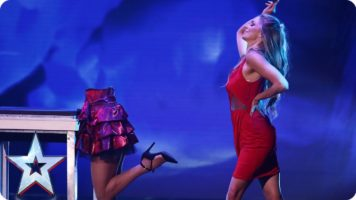 Magic Woman Josephine Lee Shows Her Skills At Britain's Got Talent 2017