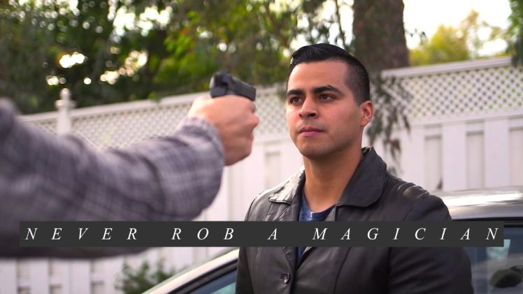 Never Try To Rob A Magician – David Lopez