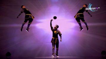 Canion Shijirbat – An Animation Dance Performance