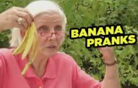 Not-So-Classic Slipping On Banana Peels Pranks