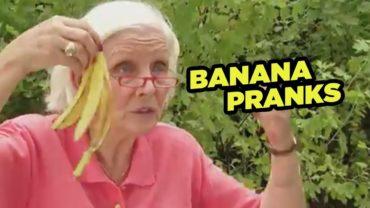 Not-So-Classic Slipping On Banana Peels Pranks