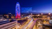 Midnight In Barcelona – Timelapse