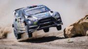 Rally Champion Ken Block Drifting In The Desert