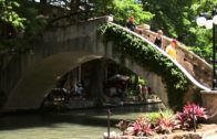 The San Antonio River Walk, Texas