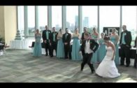 Awesome J Dash Wop Wedding Dance Entrance Reception