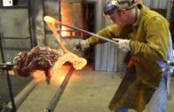 How The Glass Sculptures Are Made