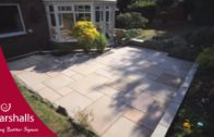 How To Install Patio Paving And Walling