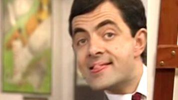 Mr. Bean – Art Class