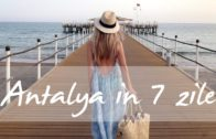 A 7 Days Trip To Antalya, Turkey