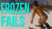 Epic Frozen Fails Compilation