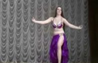Arabian Beauty Margarita Dyachenko's Perfect Belly Dance