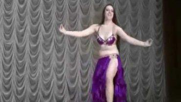 Arabian Beauty Margarita Dyachenko's Perfect Belly Dance