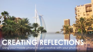 Creating Reflections In Your Photos With This Amazing Trick
