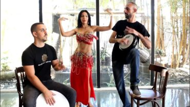 Darbuka In Egyptian Style Belly Dance