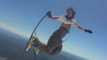 Most Amazing Ski Stunts Of 2018