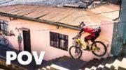 Tomas Slavik Is An Urban Mountain Bike Champion