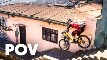 Tomas Slavik Is An Urban Mountain Bike Champion