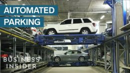 How Automated Parking Garages Work